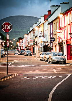 Kenmare at Night